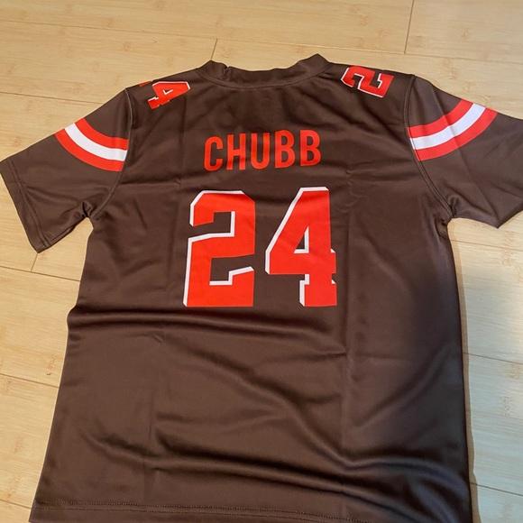 nick chubb jersey youth